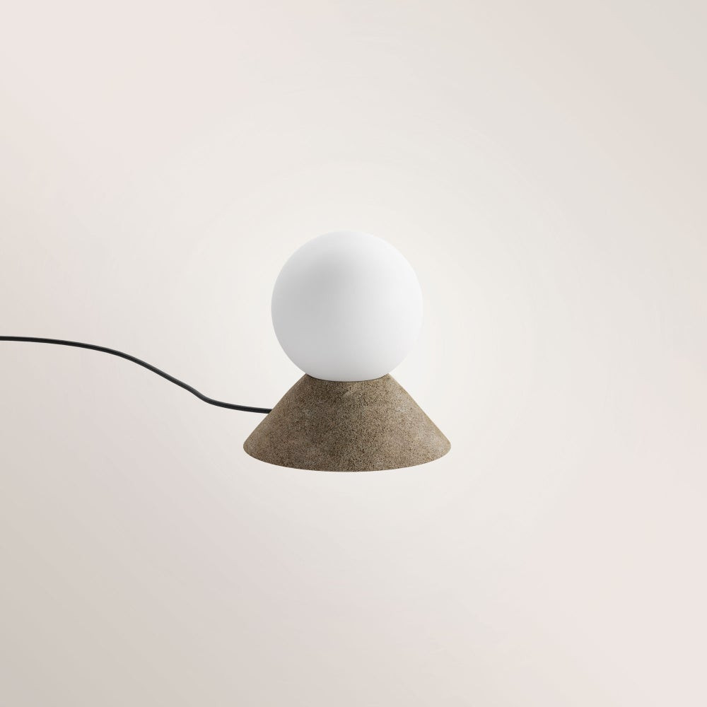 Sobru table lamp by Gobo Lights