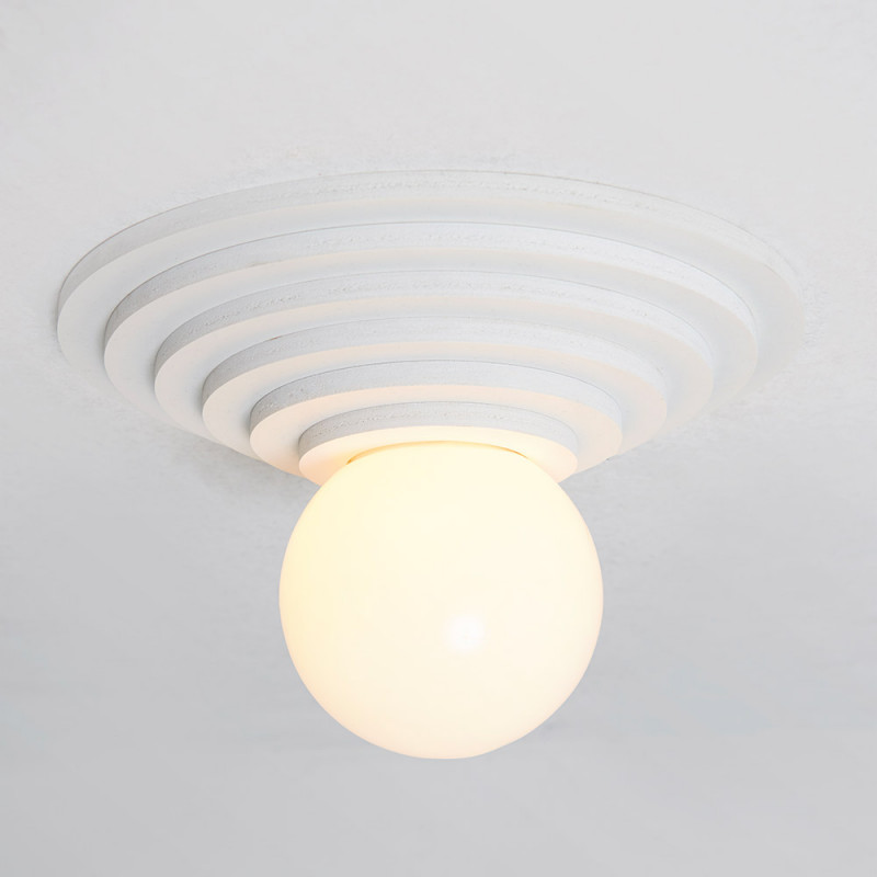 Lolo ceiling lamp by Axel Chay