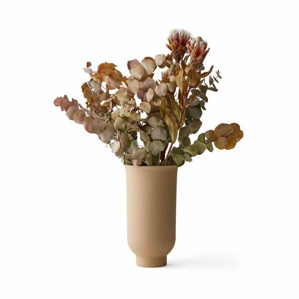 Vase Cyclades sable Menu