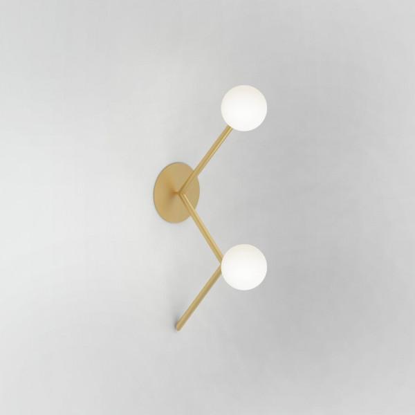 ZIGZAG WALL LIGHT by Atelier Areti