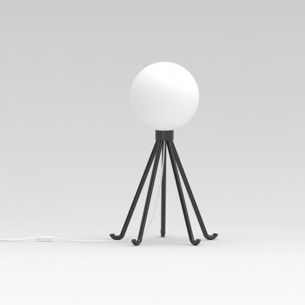 Lampe de table Octopus by Atelier Areti noire