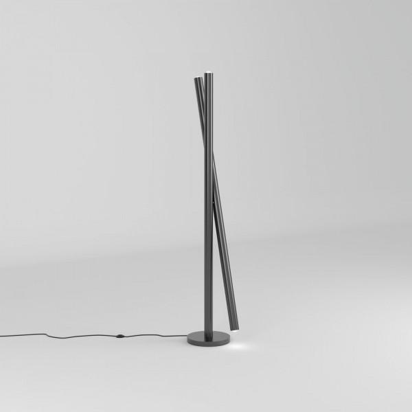 Lampadaire Rotation by Atelier Areti Noir