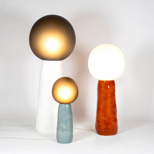KOKESHI TABLE LIGHT by Pulpo