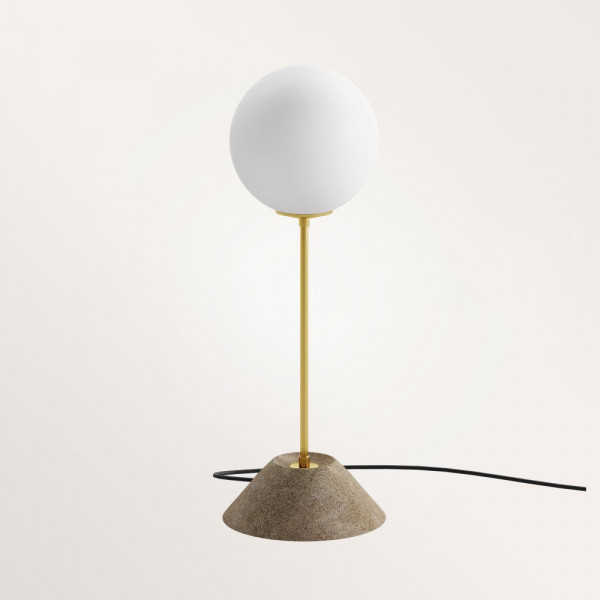 LUNG TABLE LAMP by Gobo Lights