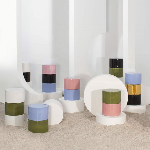 IMI SHOW SIDE TABLE by Pulpo
