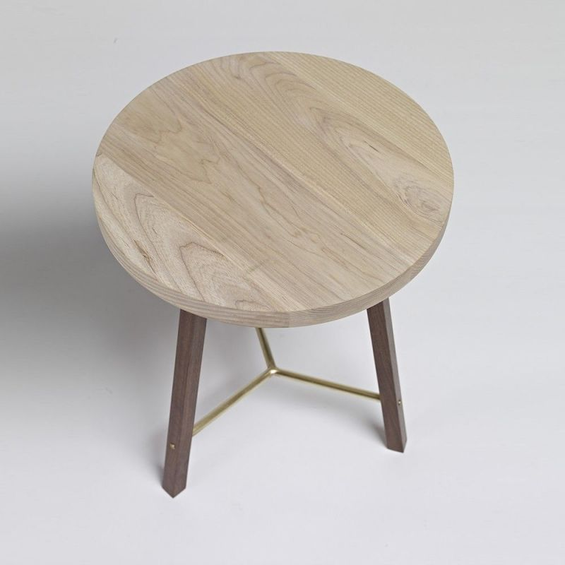 table d'appoint series two vue de haut by another country