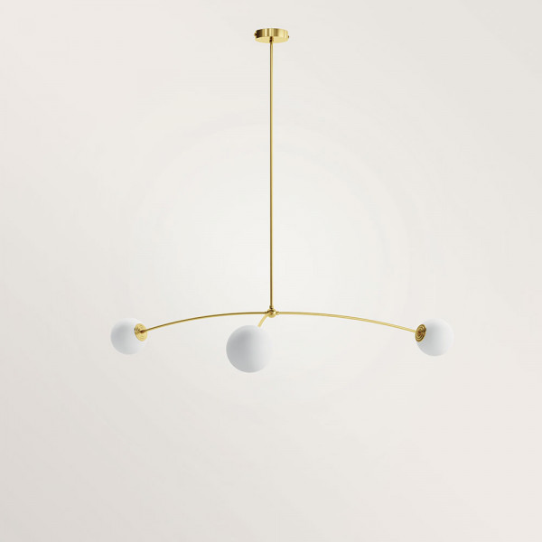 SUSPENSION EOLE by Gobo Lights