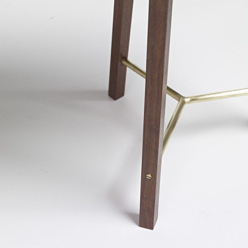 series two side table styled in an interior by another country
