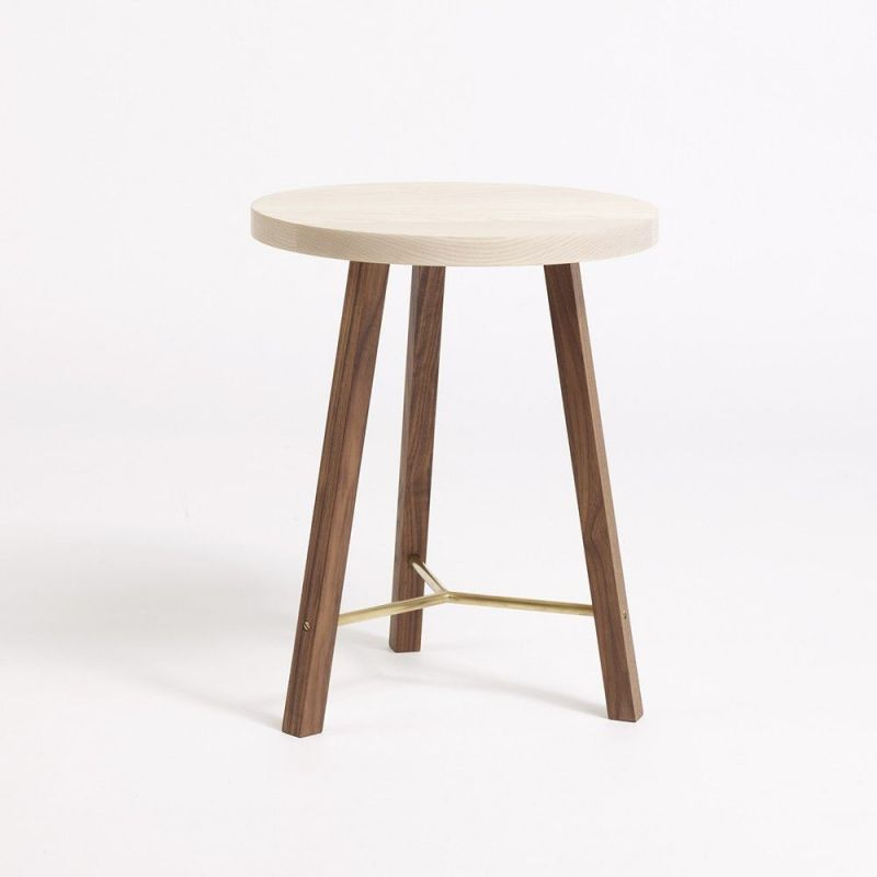 table d'appoint series two fond blanc  by another country