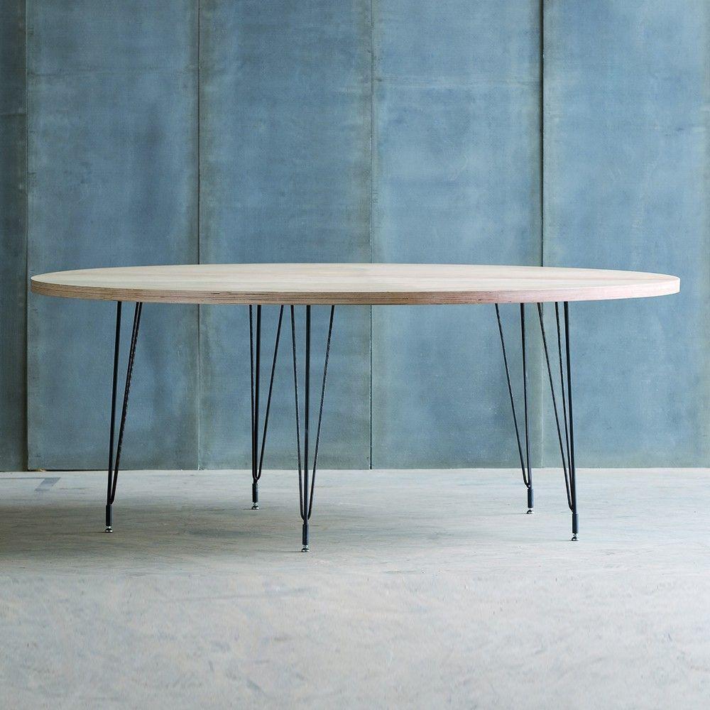 sputnik dining table by heerenhuis