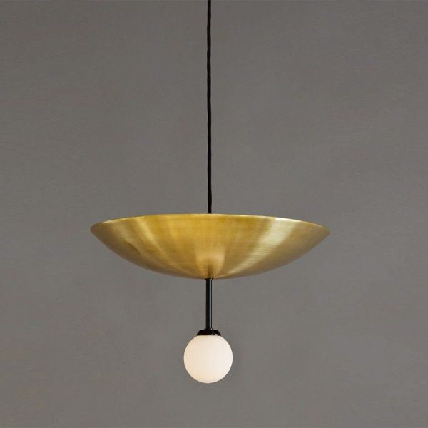 un pendant light by atelier areti