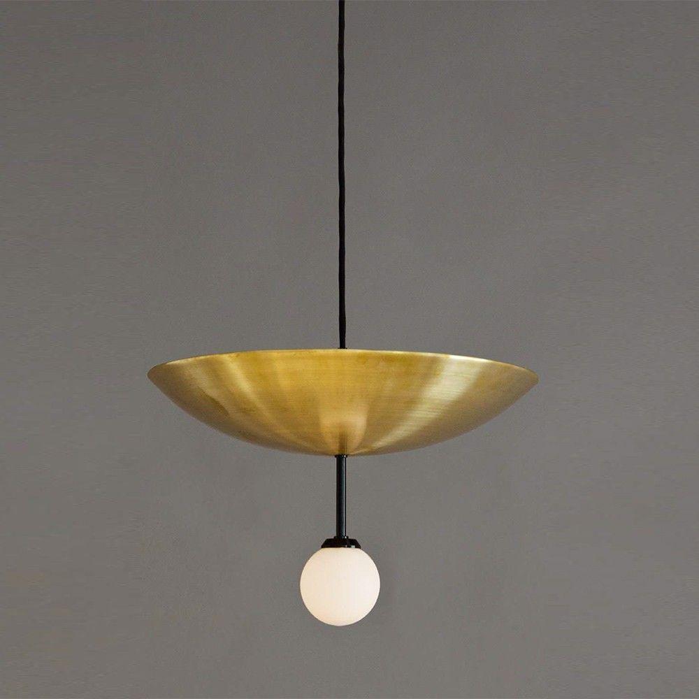 un pendant light by atelier areti