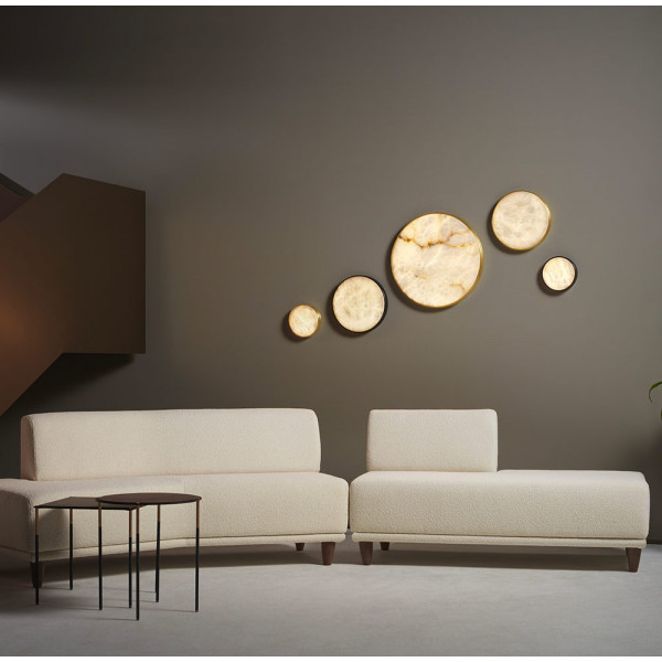 IP44 ANVERS WALL by CTO Lighting