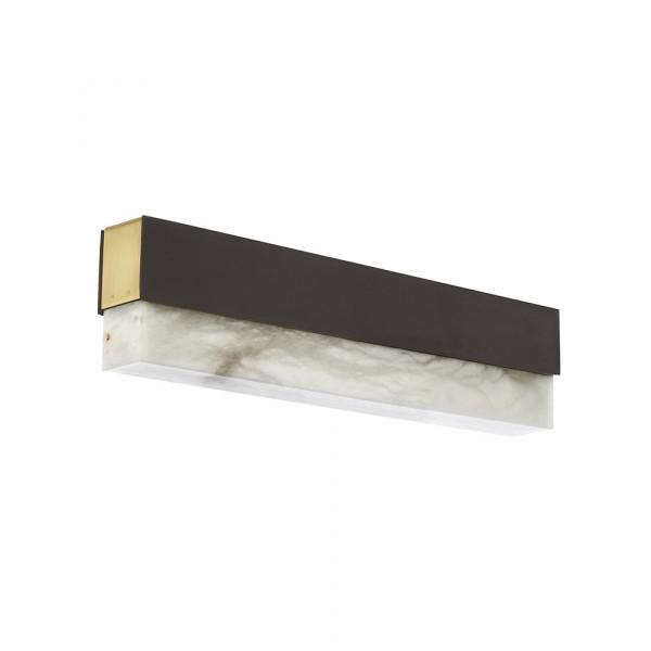 Artes celling lamp, CTO Lighting bronze, 300