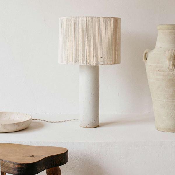 LAMPE TERRE by Gres Ceramics