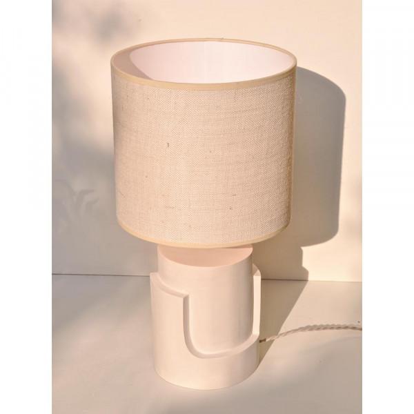 FRAGMENT TABLE LAMP by François Bazin