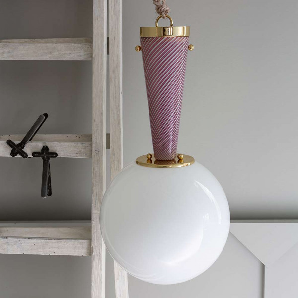 UPSIDE DOWN CEILING LIGHT by Magic Circus
