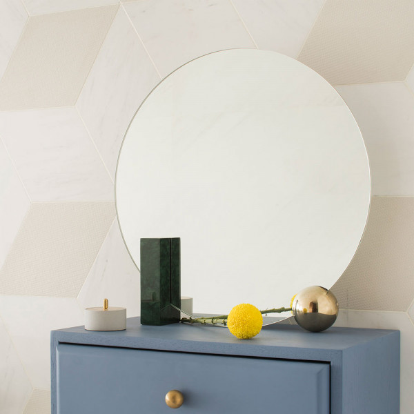 LOOKING FOR DORIAN Mirror by Maison Dada