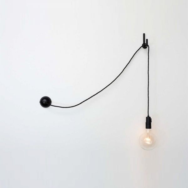 HOOK PENDANT LAMP by Atelier Areti