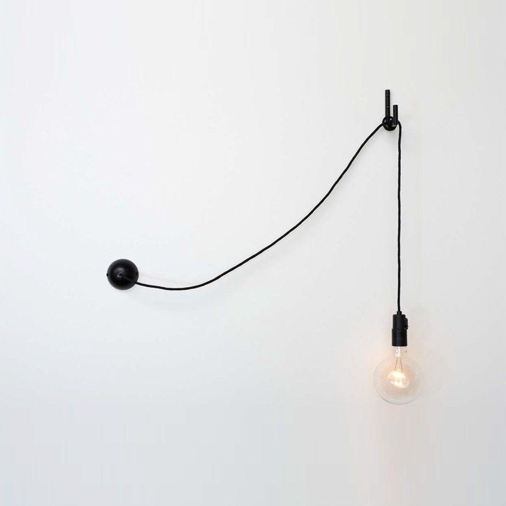 Areti hook lamp chiara colombini hook pendant lamp by atelier areti aloadofball Choice Image