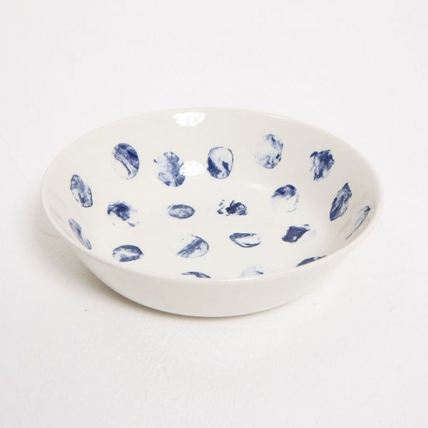 INDIGO STORM BOWL by Faye Toogood for 1882 Ltd