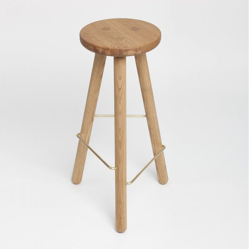 barstool 1 styled in an interior by another country