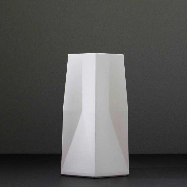 vase standard ware fond noir by fort standard