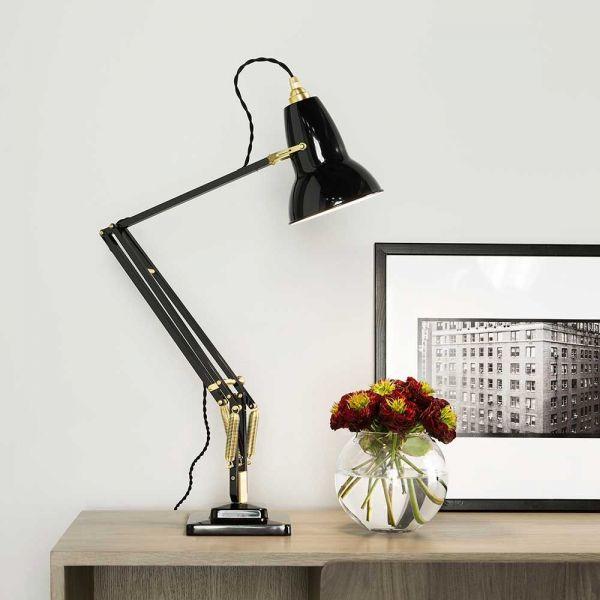 LAMPE DE BUREAU ORIGINAL 1227 BRASS by Anglepoise