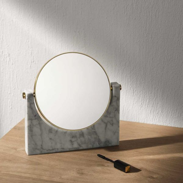 MIROIR PEPE MARBLE by Menu