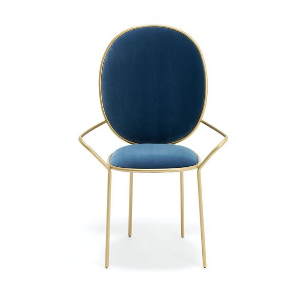 chaise stay dining  armchair avec doree by sé