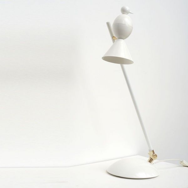 lampe de table alouette slanted by areti
