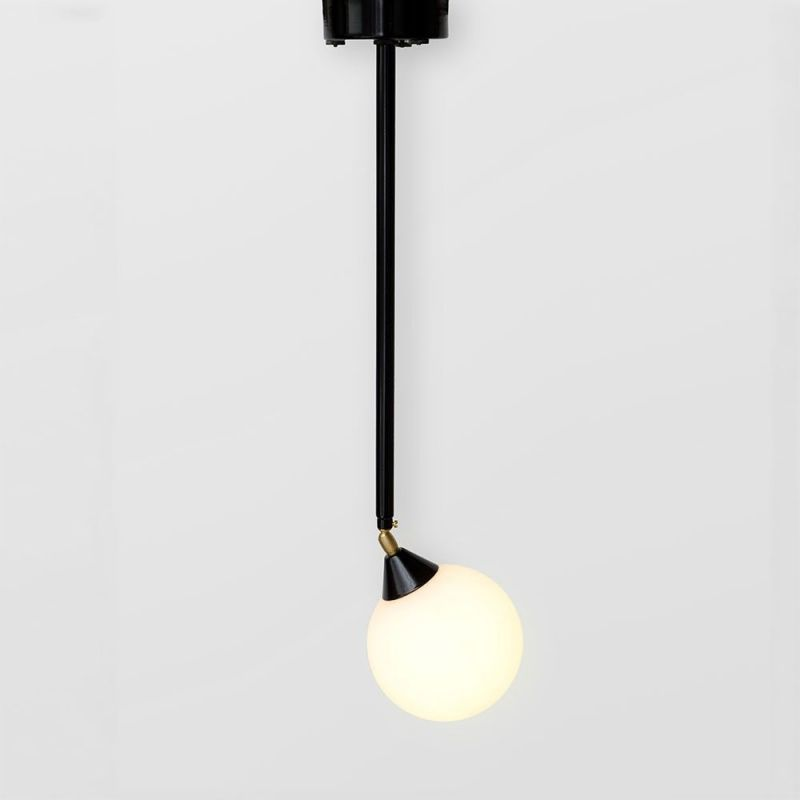 Periscope ball pendant by Atelier Areti