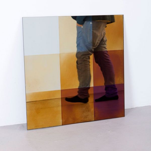 TRANSIENCE SQUARE MIRROR by Lex Pott & David Derksen