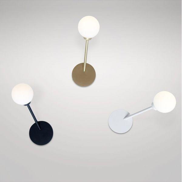 Row wall lights Atelier Areti