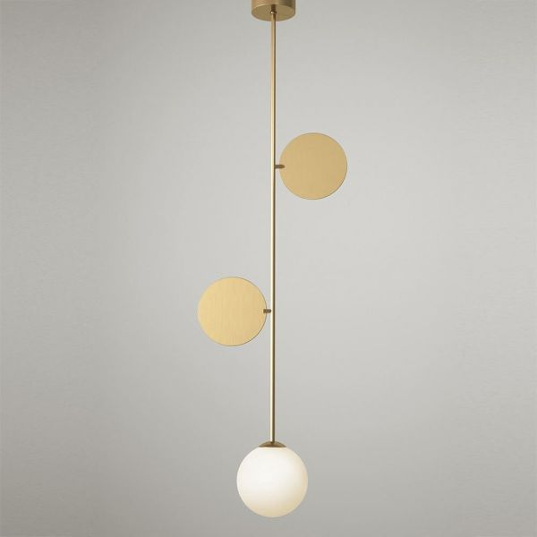 PLATES PENDANT by Atelier...