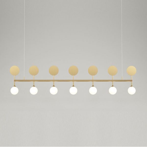 ROW PENDANT by Atelier Areti