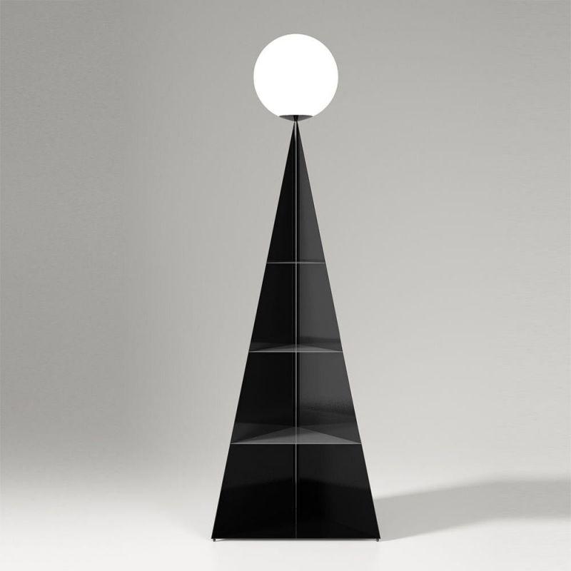 lampe bonhomme noir by atelier areti