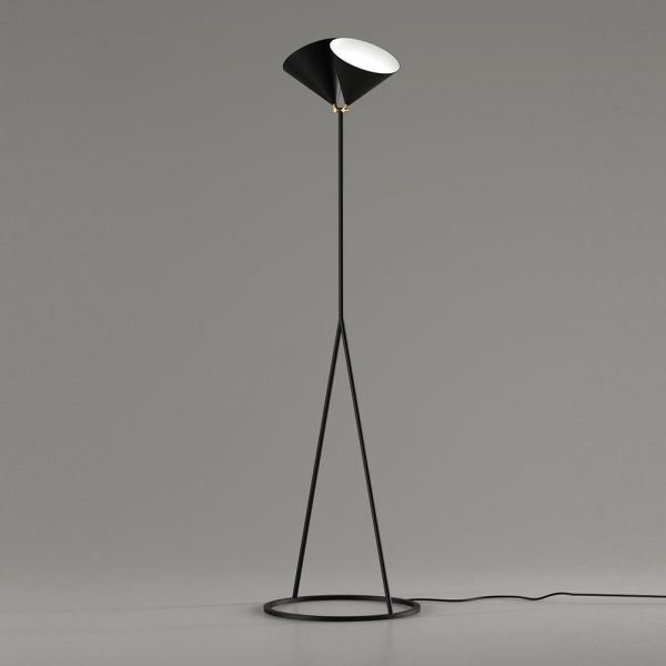 DEUX FLOOR LAMP by Atelier Areti