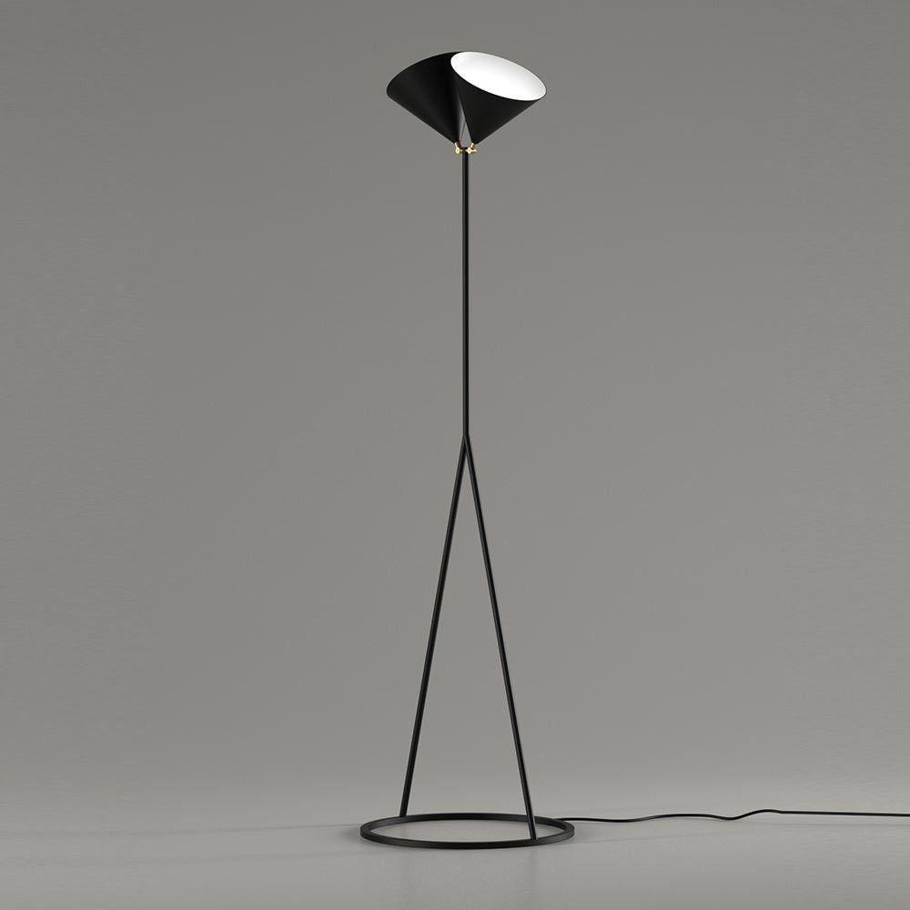 deux floor lamp by areti