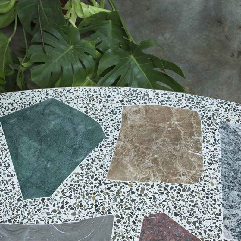 magic stone table basse by rooms
