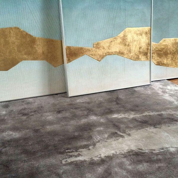 celeste posée au sol by atelier du mur