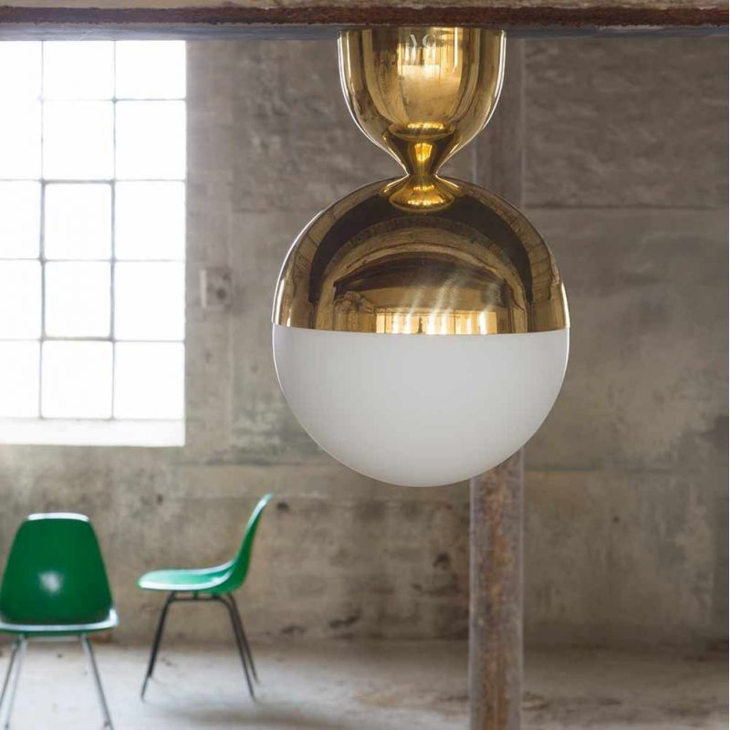 brass ceiling light 1 by magic circus