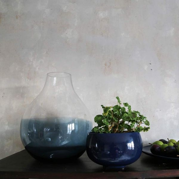 flower vase n 24 styled in an interior