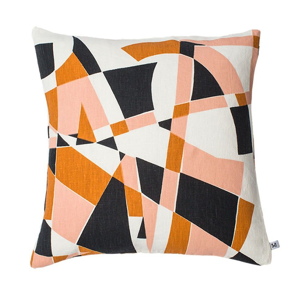 coussin jazz by nina xullberg version noir