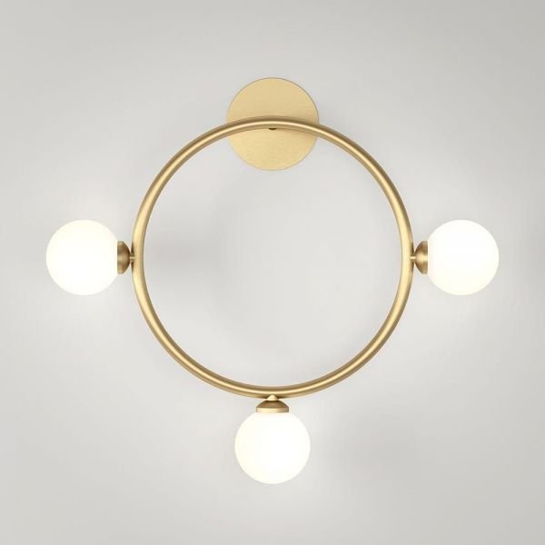 CIRCLE WALL LIGHT by Atelier Areti