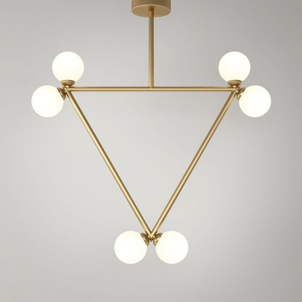 triangle pendant by atelier areti