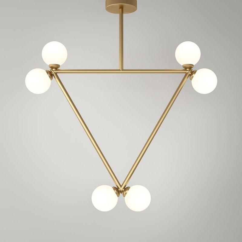 triangle pendant by atelier areti