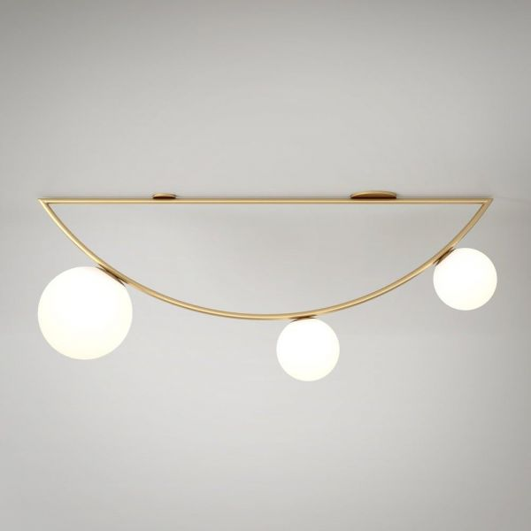 GIRLANDE CEILING LIGHT 1M by Atelier Areti
