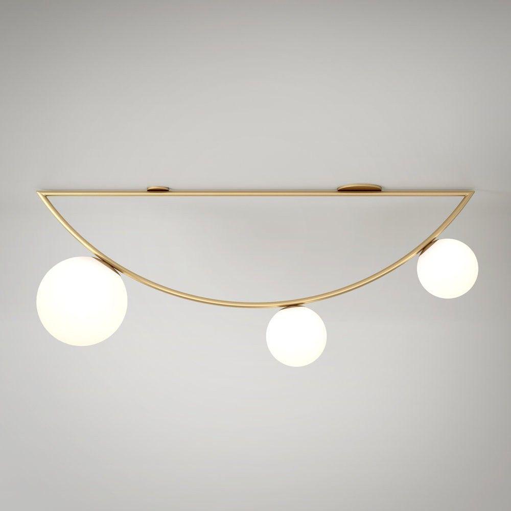 girlande ceiling light 1M by atelier areti