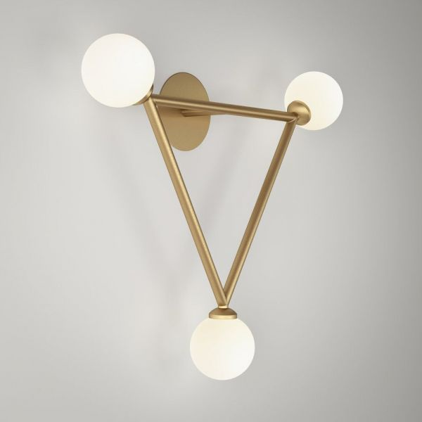 TRIANGLE WALL LIGHT by Atelier Areti